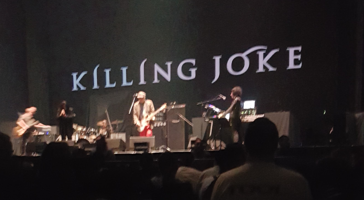 Killing Joke & How I Might've Almost Ended-up Being a Porn Star