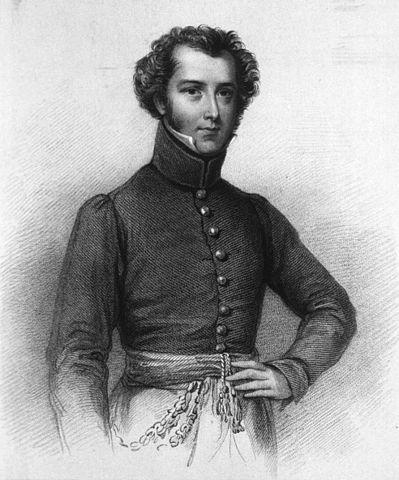 Alexander Gordon Laing (27 December 1794 – 26 September 1826) Samuel Freeman, Public domain, via Wikimedia Commons