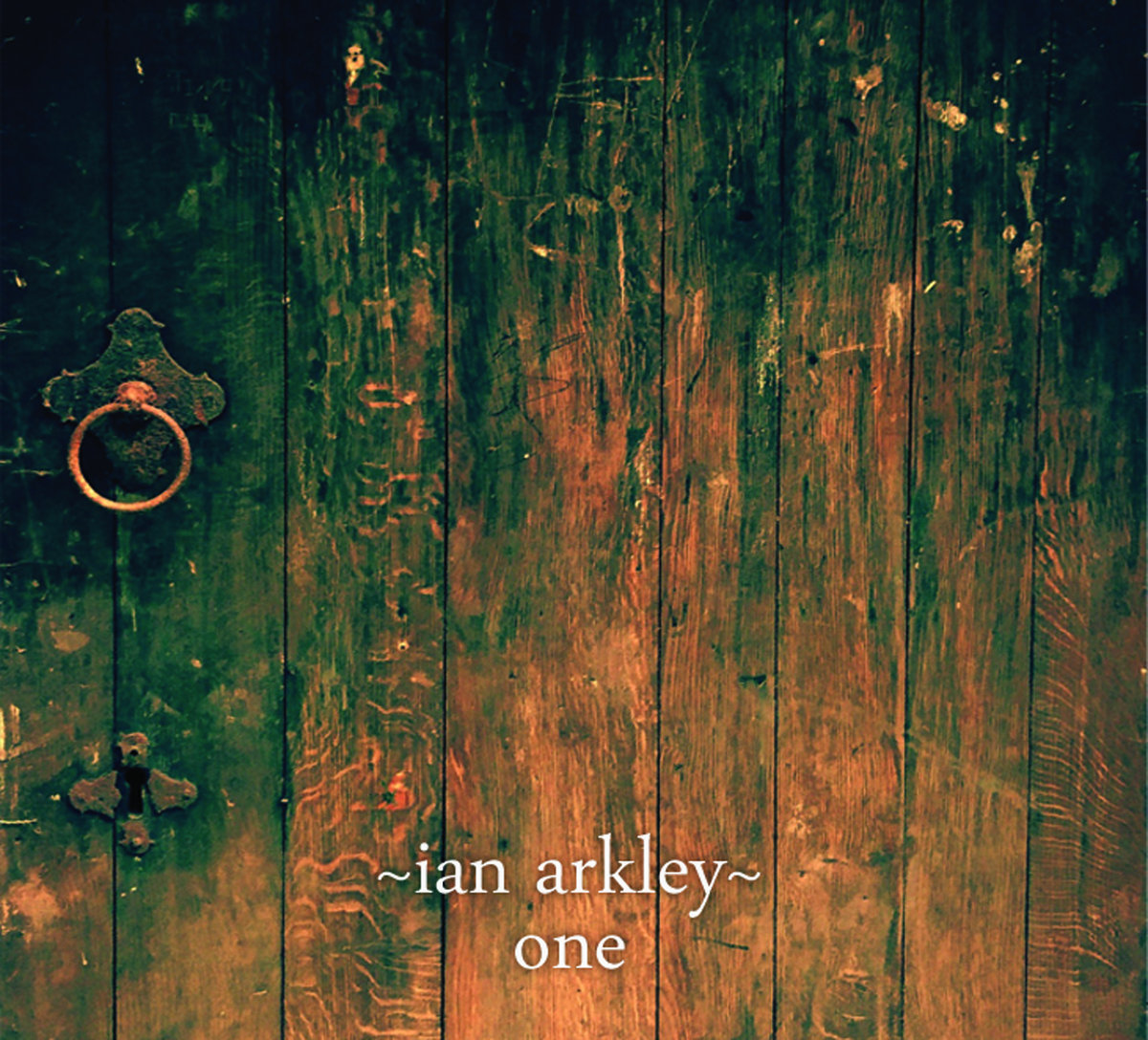 Ian Arkley: one; reflections on