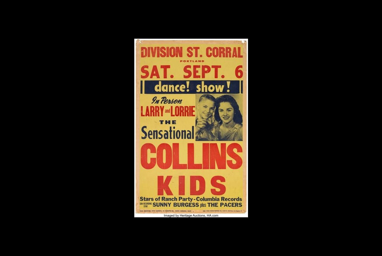 Mercy! The Collins Kids